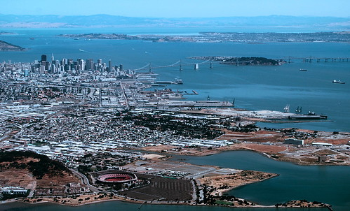 SF Bay Area via Tolka Rover