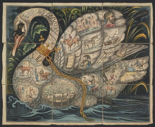 The Noble Game of the Swan (1821)