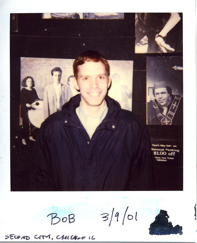 (001) Bob by neverendingpolaroid.