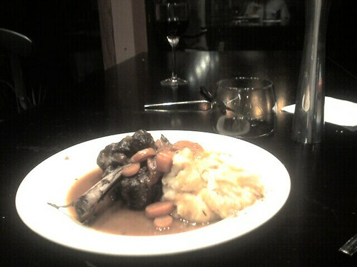 Keturah's lamb shanks masterpiece