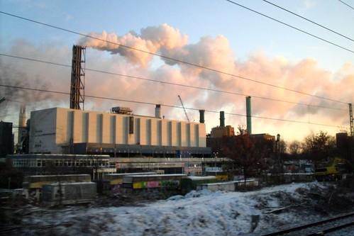 Industrial idyll III