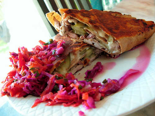 Lo-Carb Turkey Cubano by you.