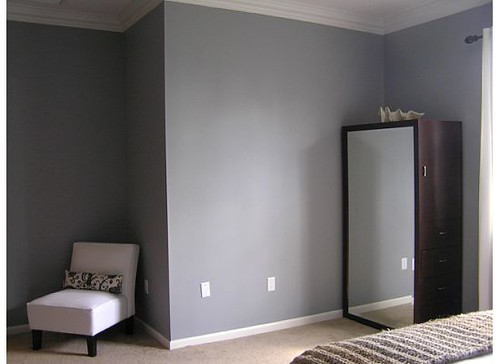 "Master bedroom ""after"" by you."