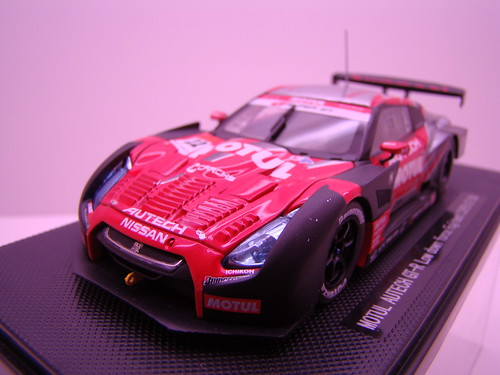 2008 Ebbro R35 Super GT cars
