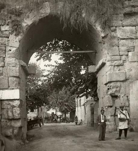 La Porta di san Paolo a Tarso.