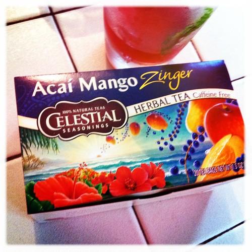 Acai Mango Zinger Tea