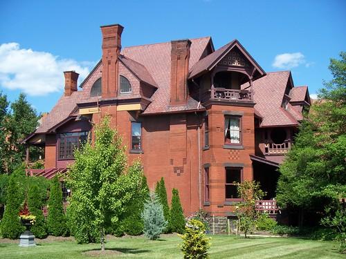 Hiram Rhoads House 7 - 522 West Fourth Street