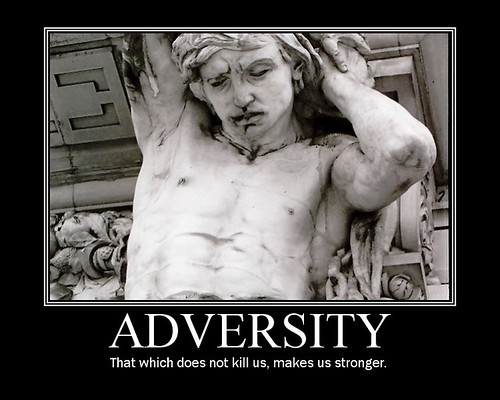 Adversity by cbucky, on Flickr