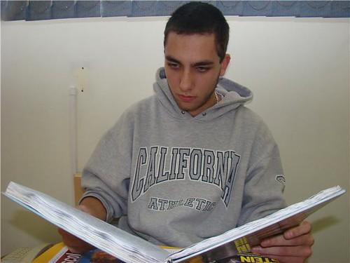 Michel Formighieri conheceu Machado nas aulas de literatura