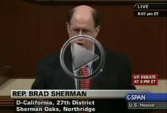 Brad Sherman C-SPAN