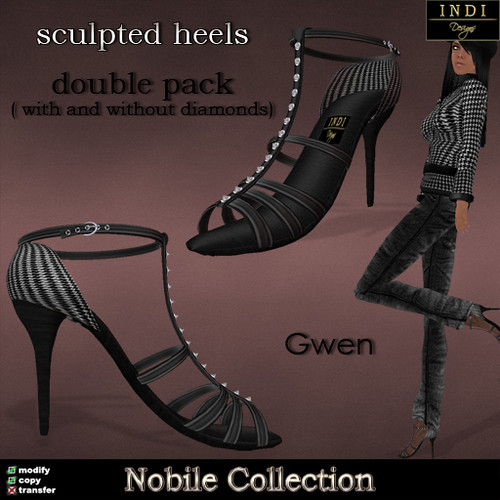 "Nobile ""Gwen"" heels"