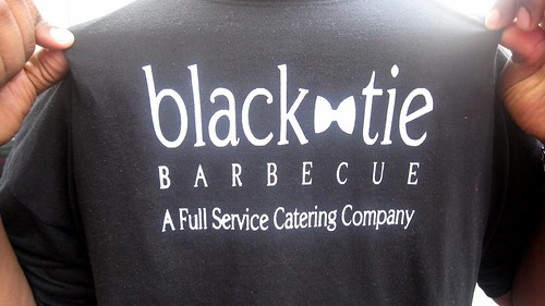 black tie barbecue - get your black tie ready! by foodiebuddha.