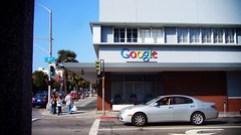 Google in Santa Monica (by 張家振)