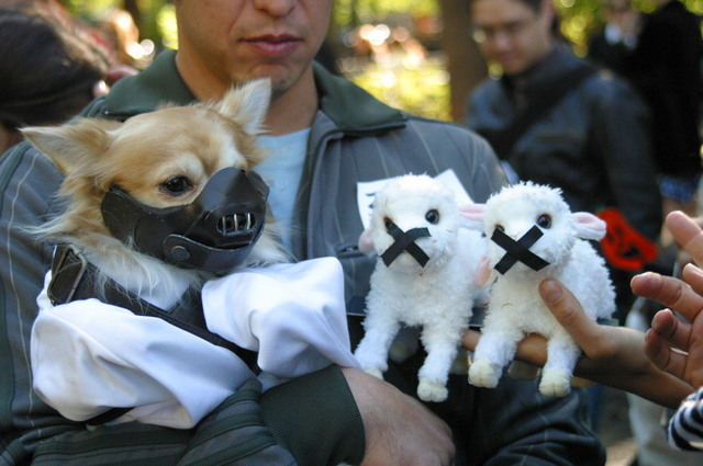 Dog Halloween 2: Hannibal