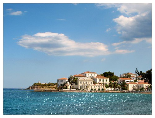 Spetses island by you.