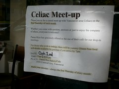Vancouver Celiac Meet-Ups held here
