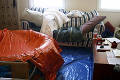 Home-birth setup