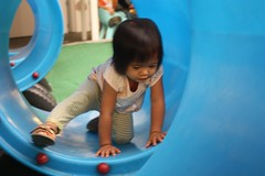 at vivocity playground