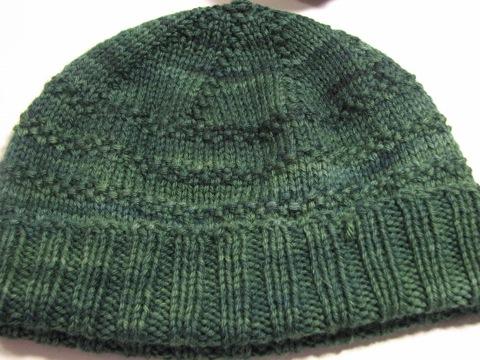 Teresa's Hat detail