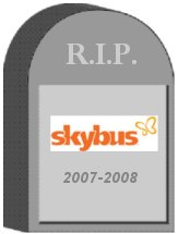Skybus Tombstone