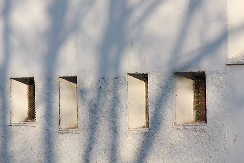 Sombras y ventanas