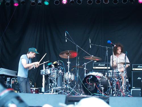!!! (Chk Chk Chk) @ Pitchfork 2008, Chicago 07/19/20