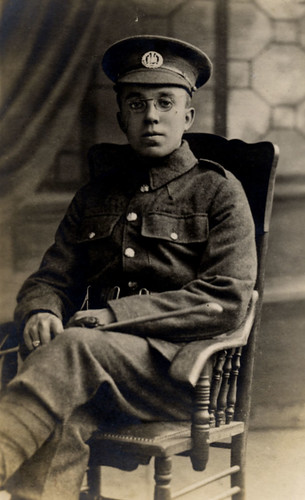 Northamptonshire soldier