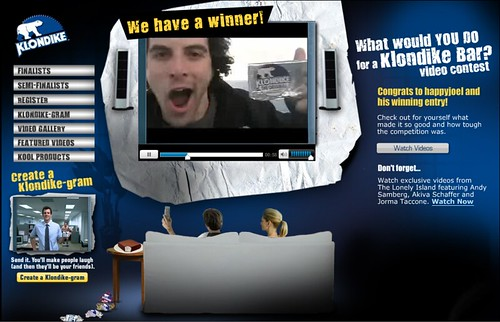 Happyjoel Wins $100k Klondike Contest!!!!