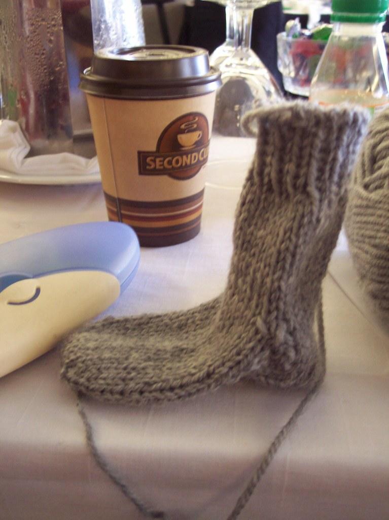 mini sock of Cookie A.'s class