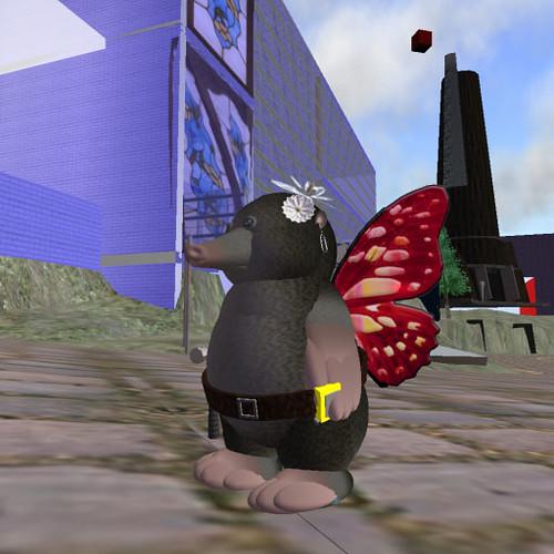 Bloomin Mole