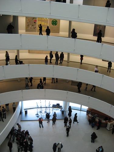 Loved the Guggenheim.