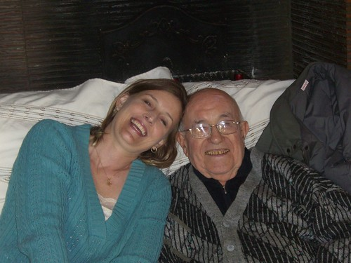 Papy and me