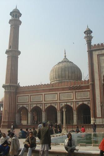 Old Delhi_迦瑪清真寺(Jama Masjid)1-19