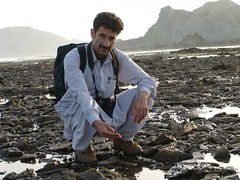 Ahmad Khan - Pasni beach