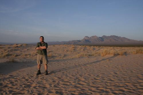 Mojave Desert Preserve
