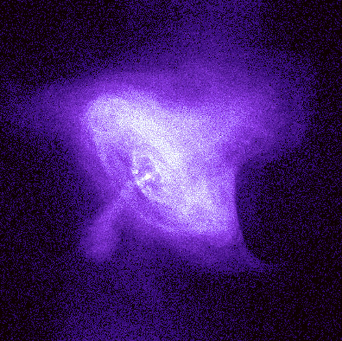 Crab Nebula Heart