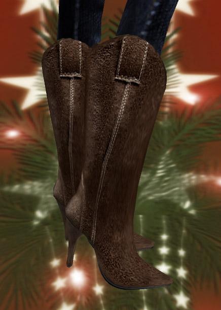 Adam N Eve-Rodeo Boot