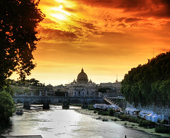 Rome and Vatican City by * Toshio *