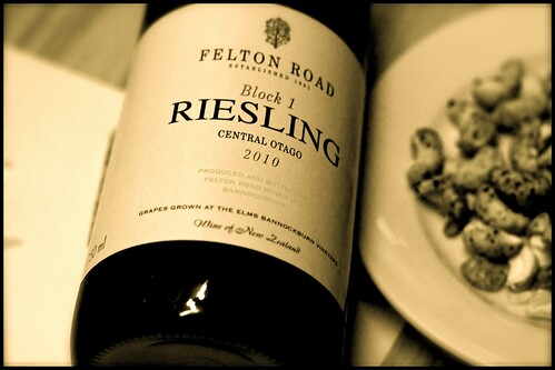 Felton Road Block 1 Riesling 2010 by mengteck