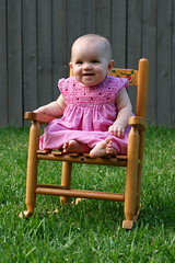 Chelsea - Rocking Chair - 7 months