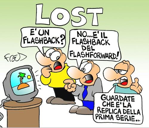 Lost - vignetta