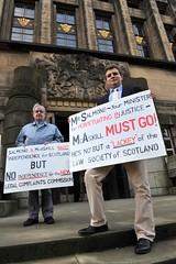 St Andrew's House demo 6
