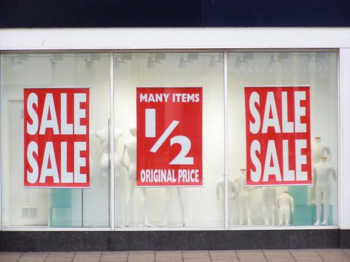 Sale. Sale. Sale. Sale.
