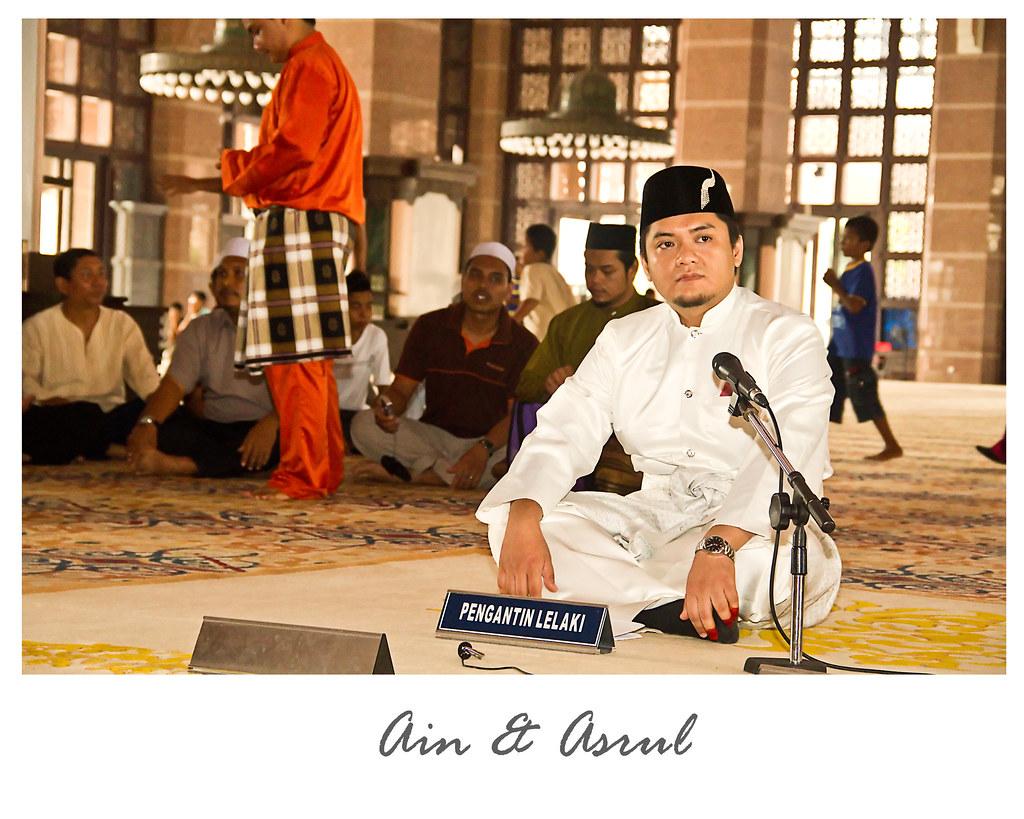 Ain & Asrul