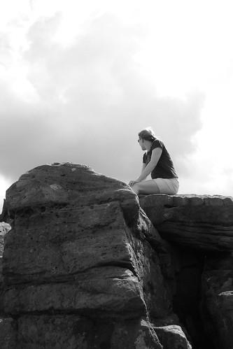 Jax on a Rock