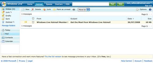 Windows Live Mail sucks