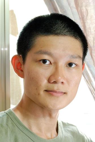 比想像中長的五分頭 | I-Ta Tsai's Blog