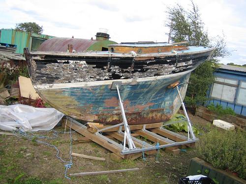 Lenore (nee Katydid) awaiting restoration