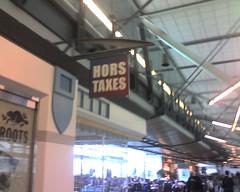 Hors Taxes