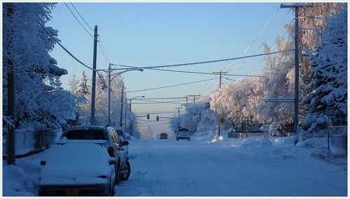 East 20th Ave., Anchorage.